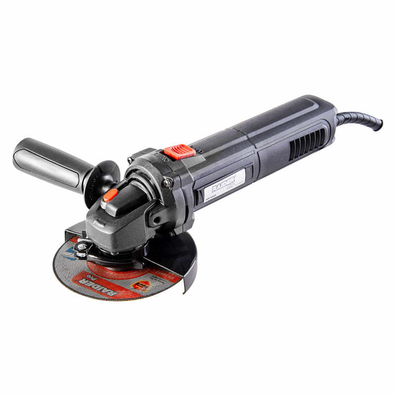 Polizor unghiular Raider, 500 W, 12000 rpm, disc 115 mm, viteza variabila cu control electronic la pret 169 lei