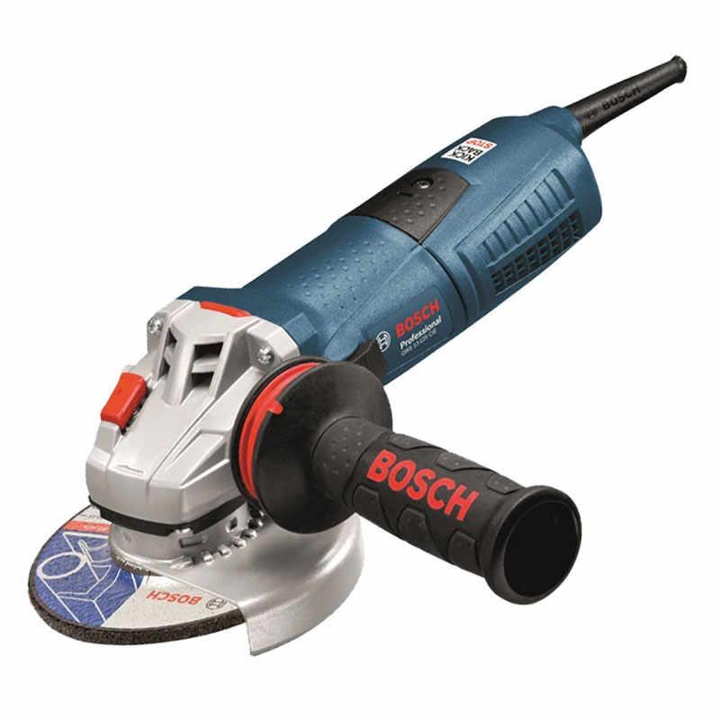 Polizor unghiular Bosch GWS 13-125 CIE Professional, 1300 W, 11500 rpm, disc 125 mm, comutator 2 cai la pret 687 lei