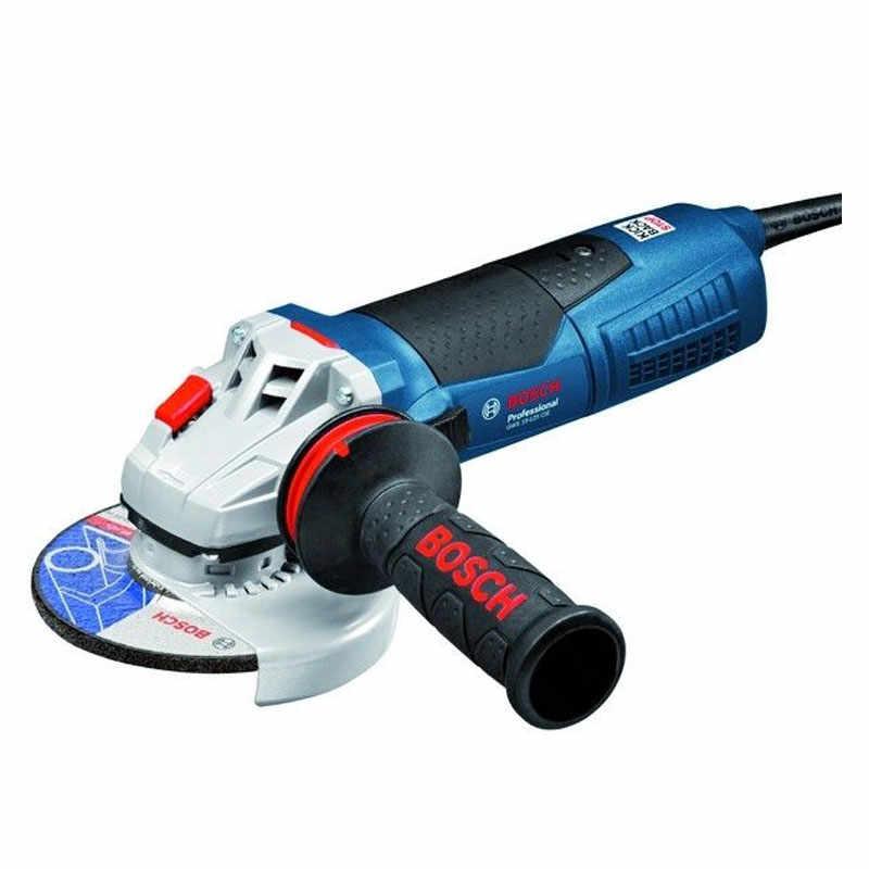 Polizor unghiular Bosch GWS 19-125 CI Professional, 1900 W, 11500 rpm, disc 125 mm, comutator 2 cai la pret 894 lei