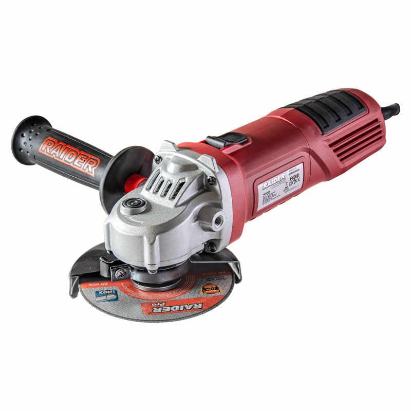 Polizor unghiular Raider, 750 W, 12000 rpm, disc 125 mm la pret 166 lei