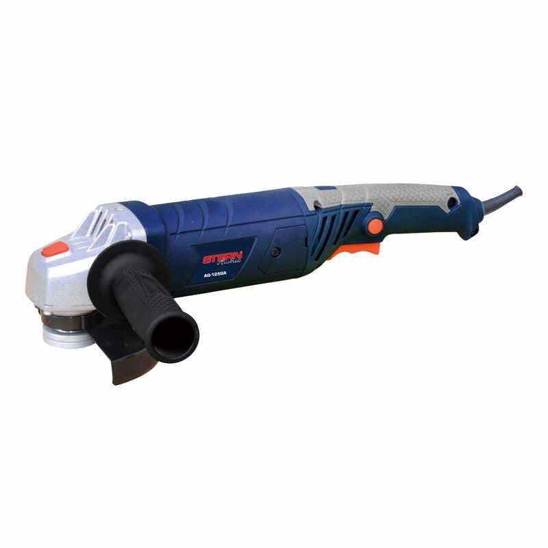 Polizor unghiular Stern AG125GA, 12000 rpm, 125 mm, 1200 W la pret 197 lei
