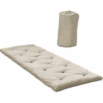 Pat pentru oaspeți tip saltea Karup Design Bed in a Bag Beige la pret 541 lei