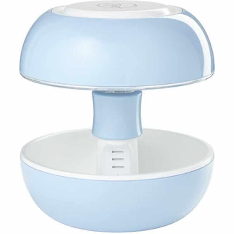Veioza Joyo Candy plastic, albastra, diametru 25 cm, 3.5 W la pret 425 lei