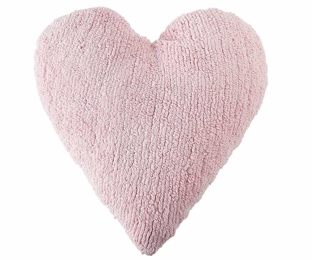 Perna decorativa Heart Pink 47x50 cm la pret 159.99 lei