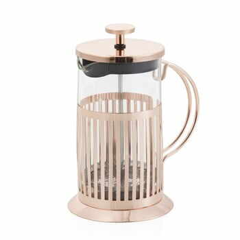 French press Brandani Rose Gold, 800 ml la pret 161 lei