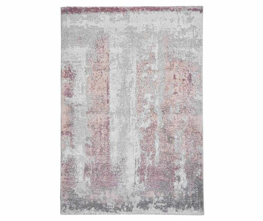 Covor Brooklyn Neo Ivory and Pink 160x220 cm