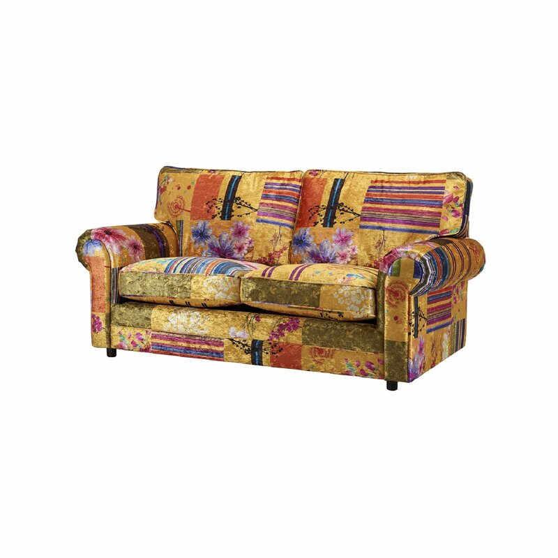 Canapea de 3 locuri Gail 94 x 180 x 92 cm la pret 1372 lei