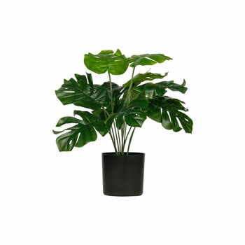 Monstera artificială WOOOD, înălțime 40 cm