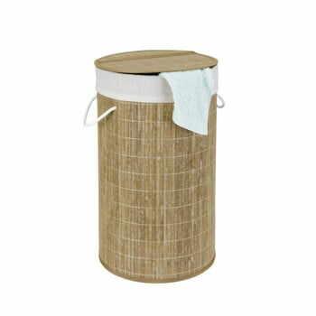 Coș din bambus pentru rufe Wenko Bina, 55 l la pret 173 lei