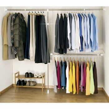 Set 3 suporturi pentru haine Wenko Garment la pret 213 lei