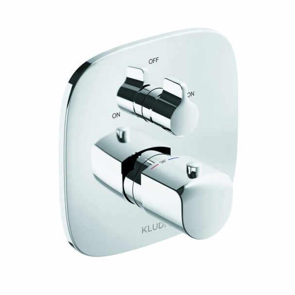 Baterie cada si dus cu termostat Kludi Ameo incastrata la pret 1530 lei