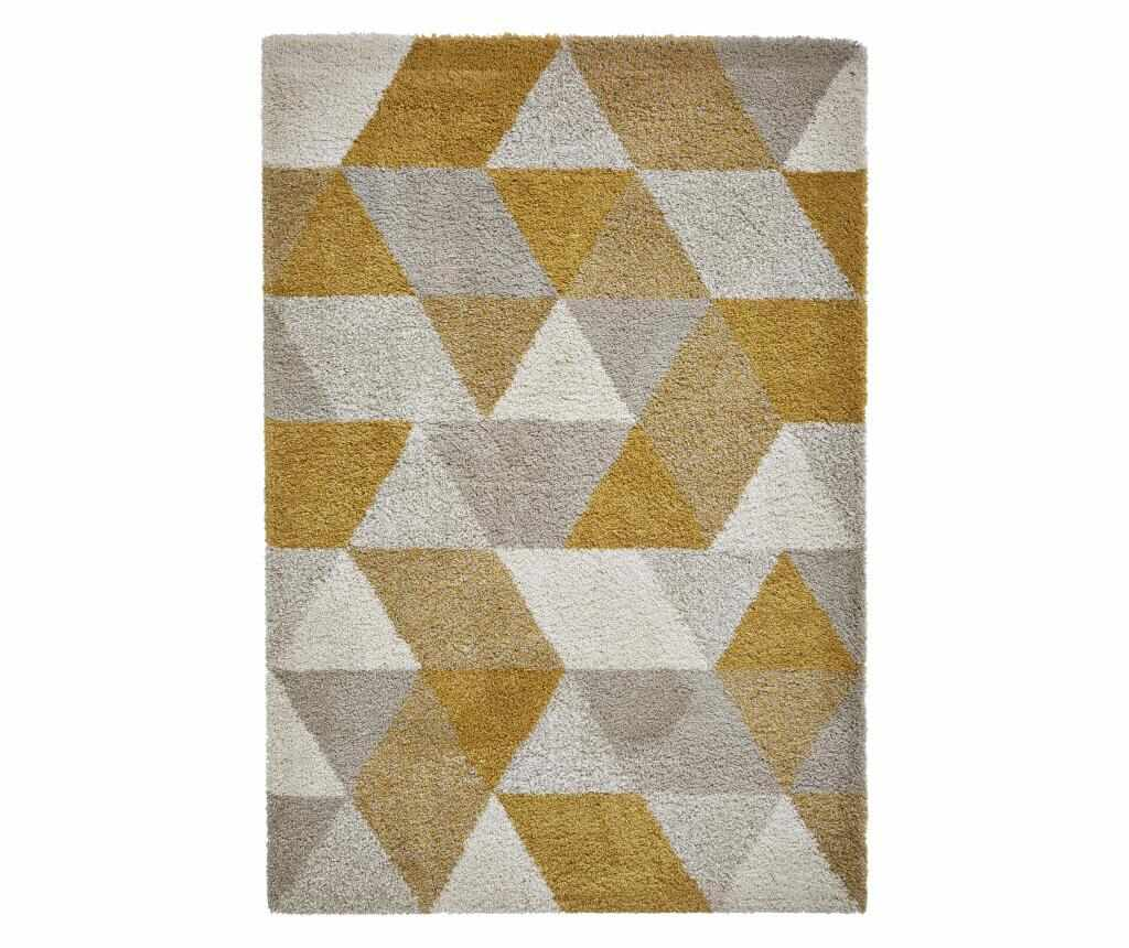 Covor Royal Nomadic Brown Yellow 120x170 cm
