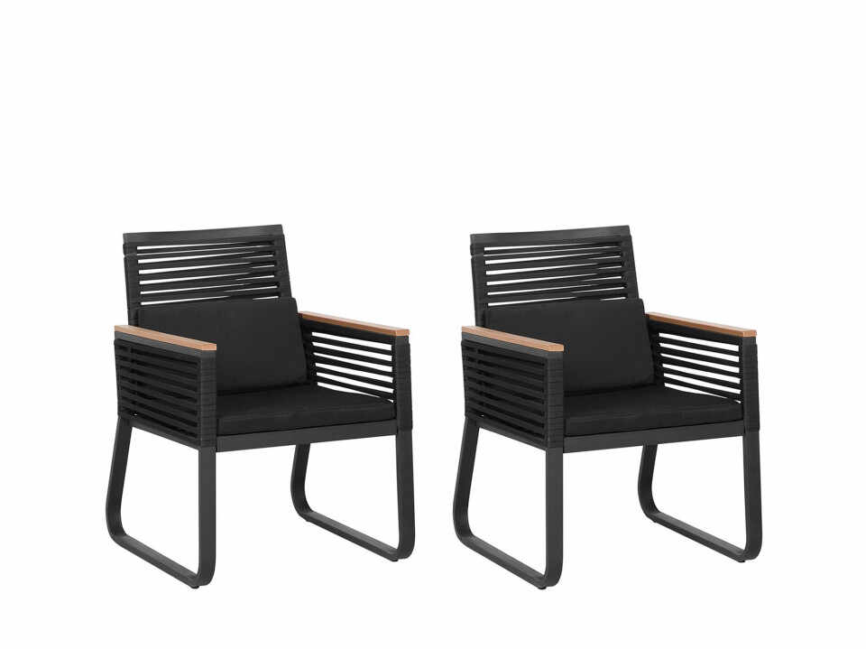 Set de 2 scaune de gradina Canetto la pret 938.05 lei