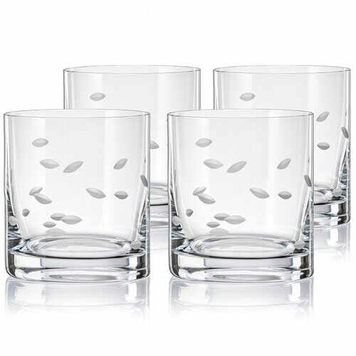 Crystalex CXBR788 Set 4 pahare de whisky, 280 ml la pret 69.99 lei