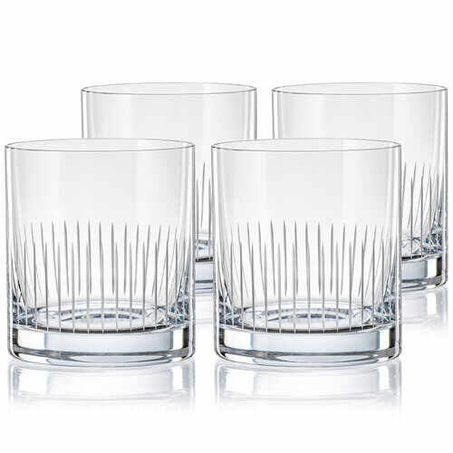 Crystalex CXBR783 Set 4 pahare de whisky, 280 ml la pret 69.99 lei