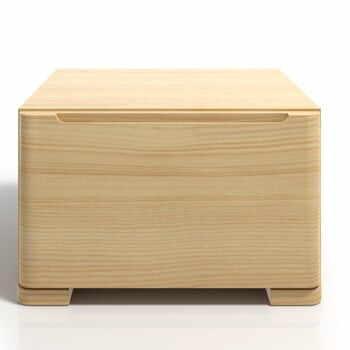 Noptieră din lemn de pin cu sertar SKANDICA Sparta la pret 768 lei