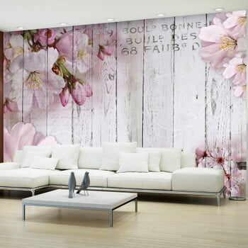 Tapet format mare Bimago Apple Blossoms, 350 x 245 cm la pret 465 lei