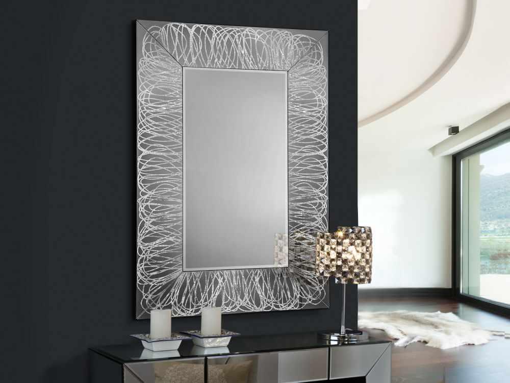 Oglinda decorativa de perete Rizos 120x80cm la pret 1980 lei