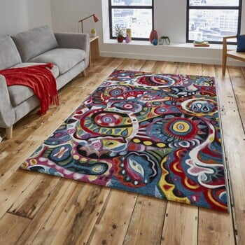 Covor Think Rugs Sunrise, 120 x 170 cm la pret 348 lei