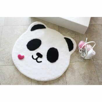 Covoraș de baie Confetti Bathmats Panda, Ø 90 cm la pret 224 lei