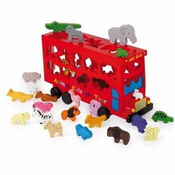 Puzzle Legler ABC Bus la pret 241 lei