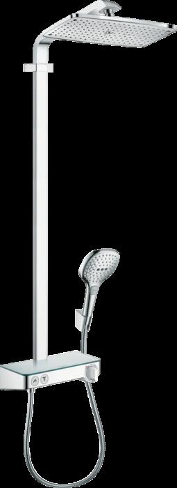 Coloana de dus cu termostat Hangrohe Raindance E 360 ShowerTablet Select 300 la pret 6499 lei