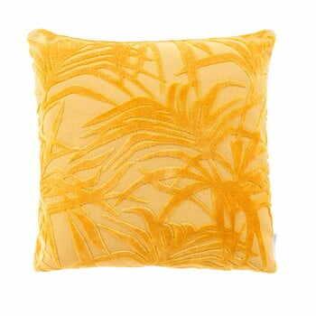 Pernă cu umplutură Zuiver Miami, 45 x 45 cm, galben la pret 168 lei