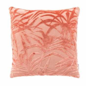 Pernă cu umplutură Zuiver Miami, 45 x 45 cm, roz la pret 192 lei