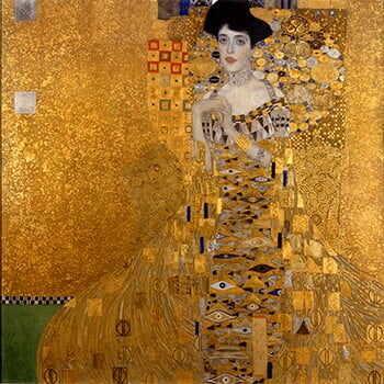 Reproducere tablou Gustav Klimt - Bauer I, 90 x 90 cm la pret 247 lei