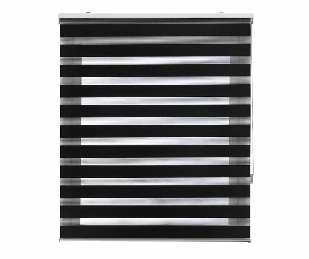 Jaluzea tip rulou Lira Negro 180x250 cm - Blindecor, Negru la pret 259.99 lei