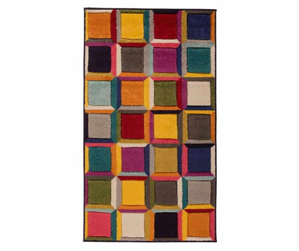 Covor Waltz Multi 80x150 cm - Flair Rugs, Multicolor la pret 139.99 lei