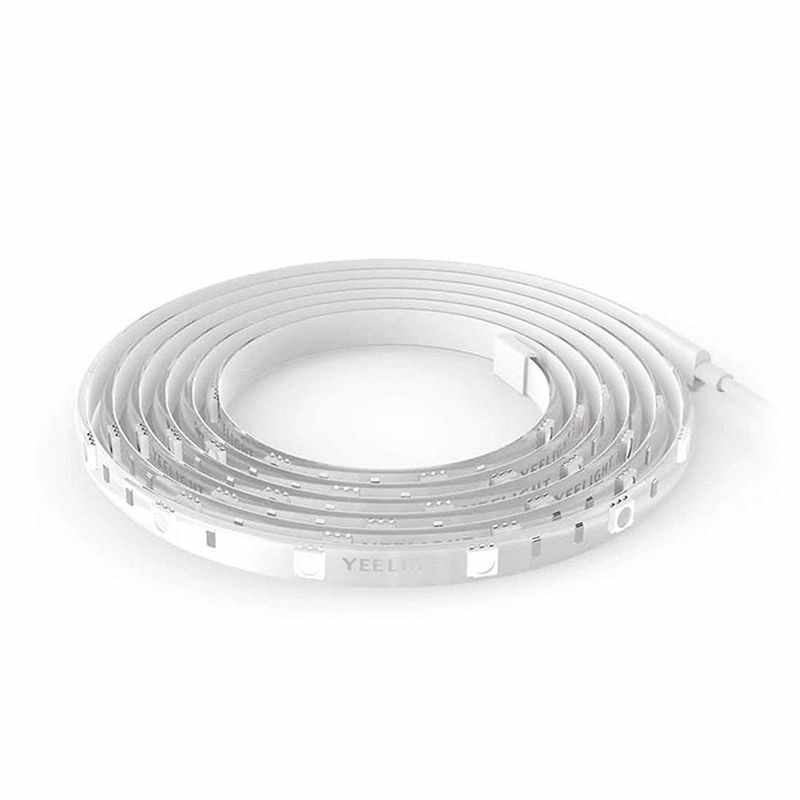 Banda LED Yeelight Lightstrip Plus Xiaomi, 2 m, design flexibil la pret 205 lei