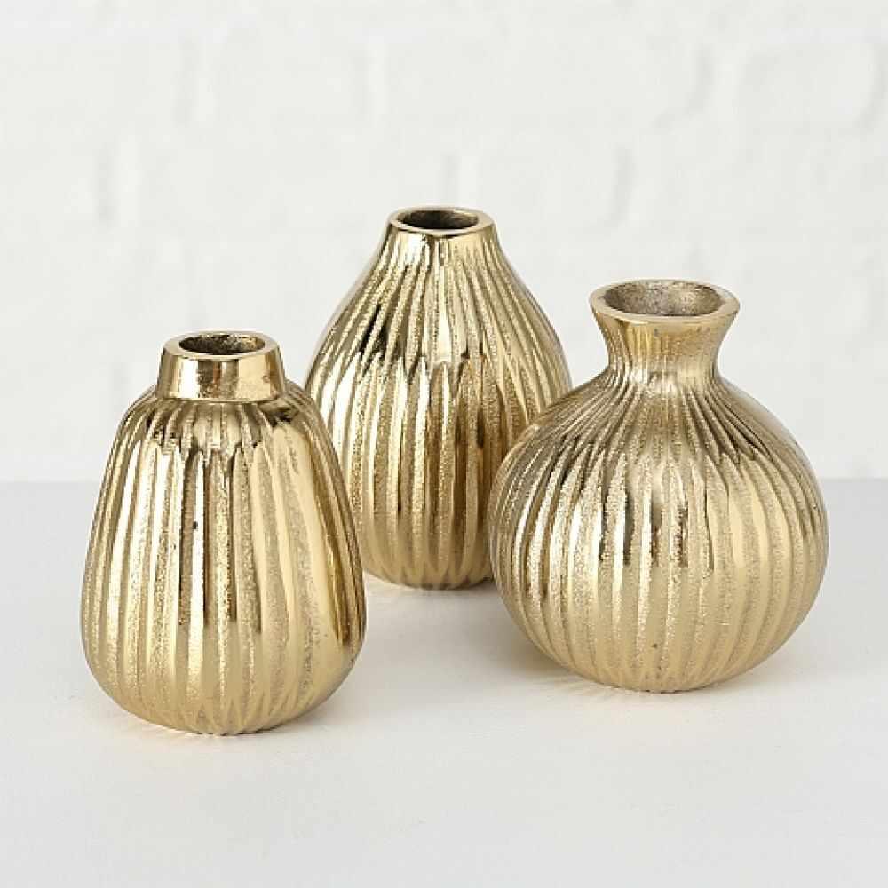 Set 3 vaze Eslon H12cm la pret 252 lei