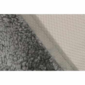 Covoraș de baie Confetti Bathmats Miami, 50 x 57 cm, gri la pret 169 lei