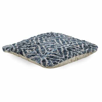 Pernă cu umplutură Geese Valencia, 45x 45 cm, albastru la pret 233 lei