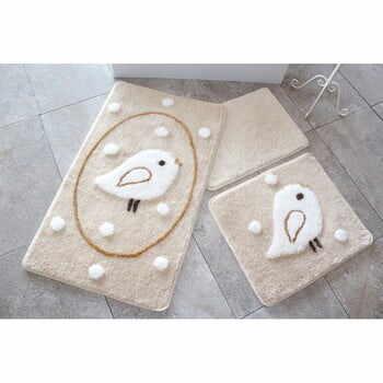 Set 3 covorașe de baie Confetti Bathmats Rock la pret 224 lei