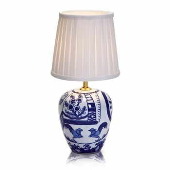 Veioză Markslöjd Goteborg, ⌀ 17 cm, albastru - alb la pret 390 lei