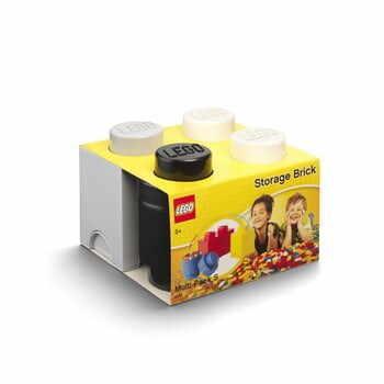 Set 3 cutii de depozitare din plastic LEGO®, 25 x 25,2 x 18,1 cm la pret 153 lei