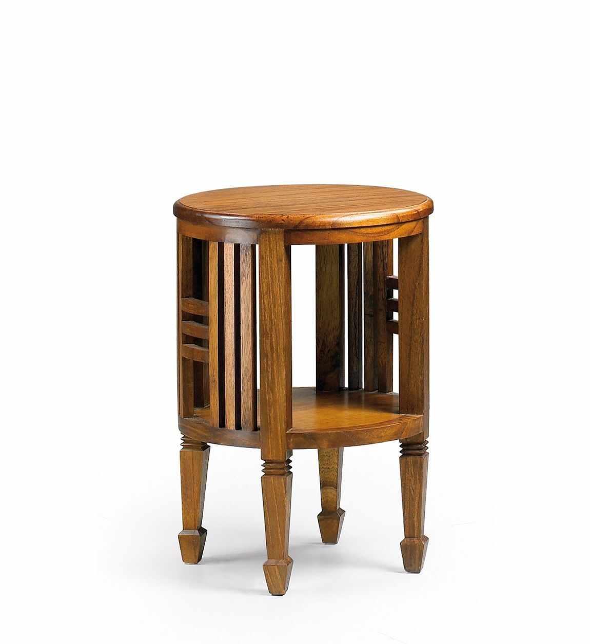 Masa minibar din lemn, Star Nuc, Ø45xH66 cm la pret 1025 lei