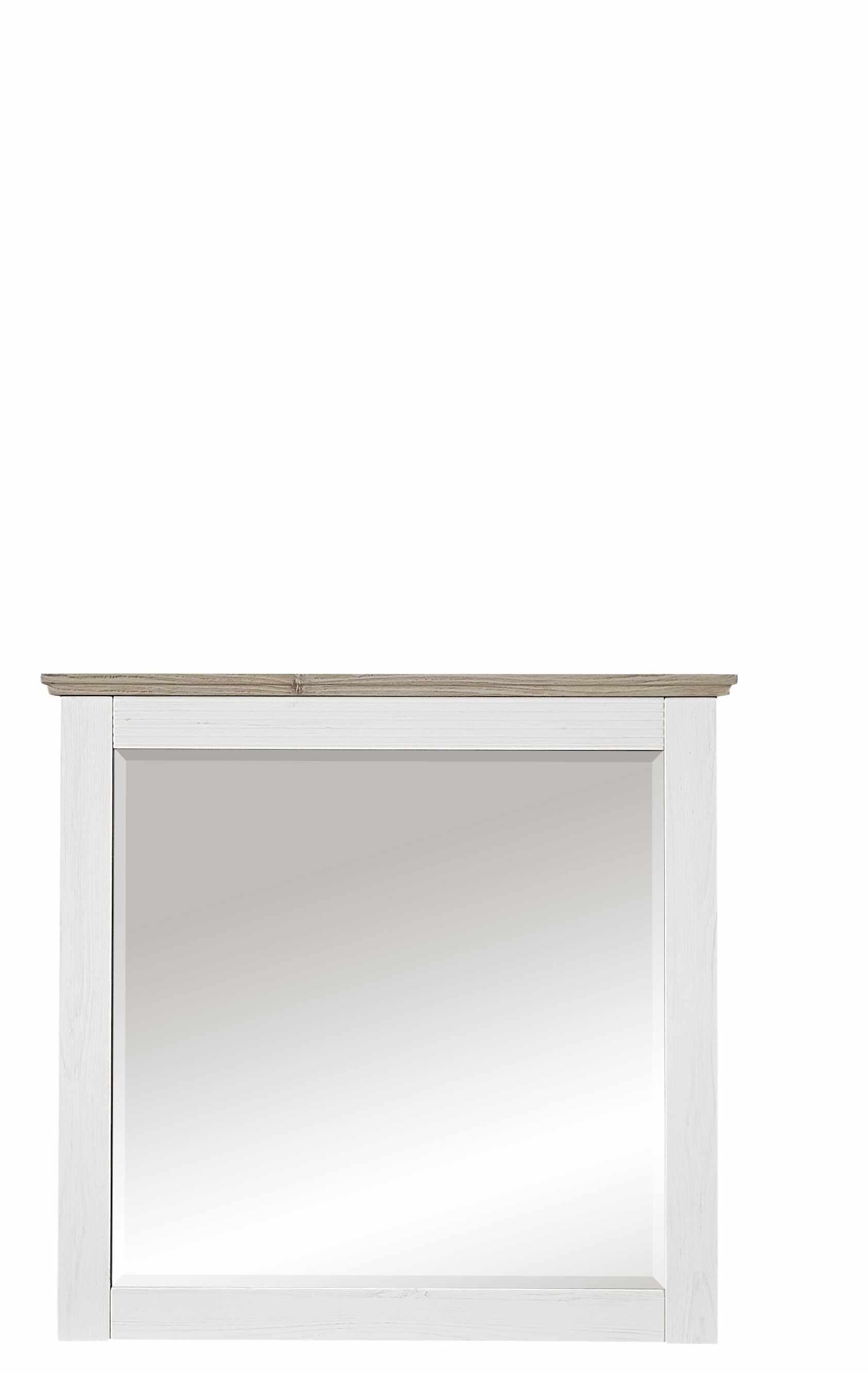 Oglinda din pal si MDF, Victory Alb, 89 x 85 cm la pret 495 lei