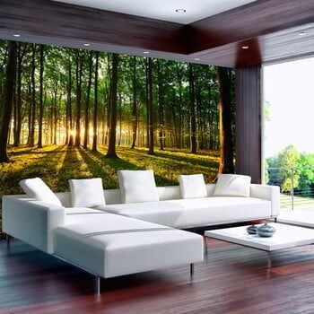 Tapet format mare Bimago Morning, 400 x 280 cm la pret 522 lei