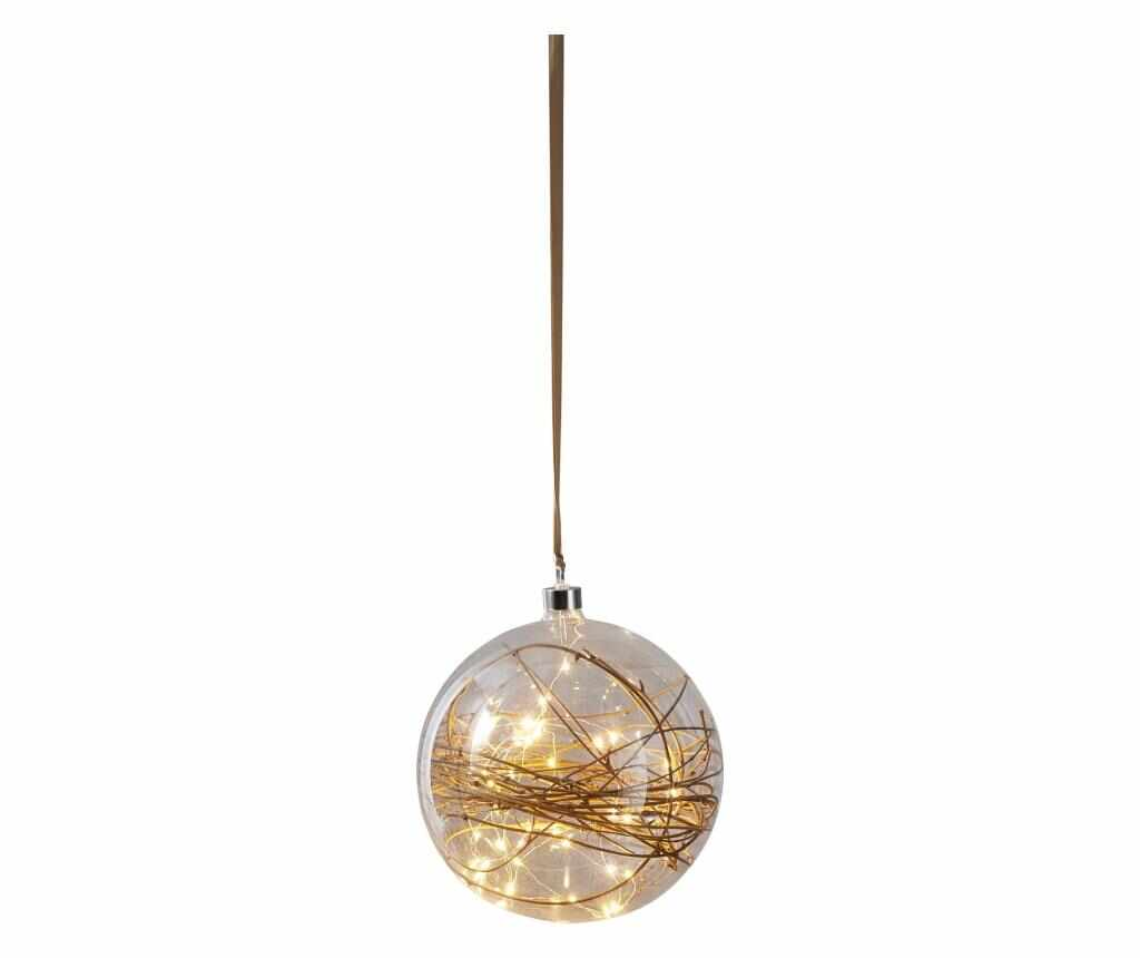 Decoratiune suspendabila cu LED Glow - Best Season, Alb la pret 189.99 lei