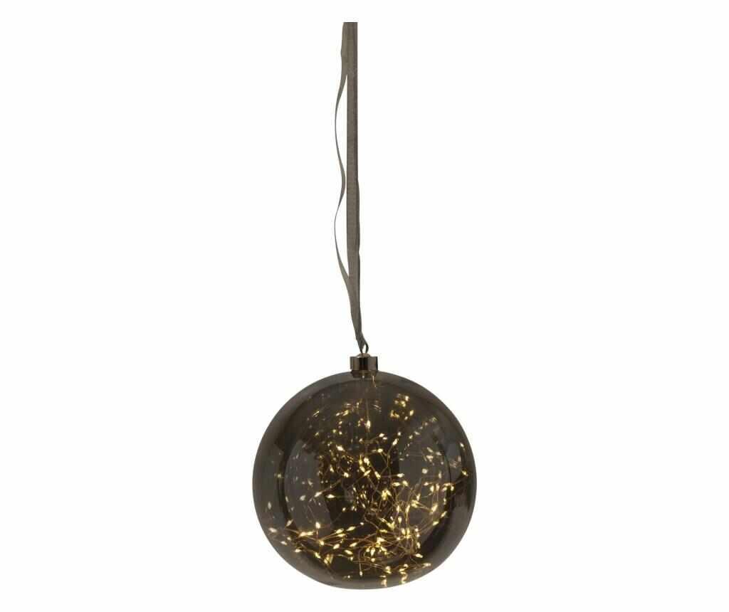 Decoratiune suspendabila cu LED Glow - Best Season, Gri & Argintiu la pret 189.99 lei