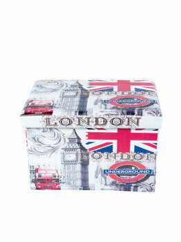 Taburet UnicSpot Design London, 48 x 32 cm