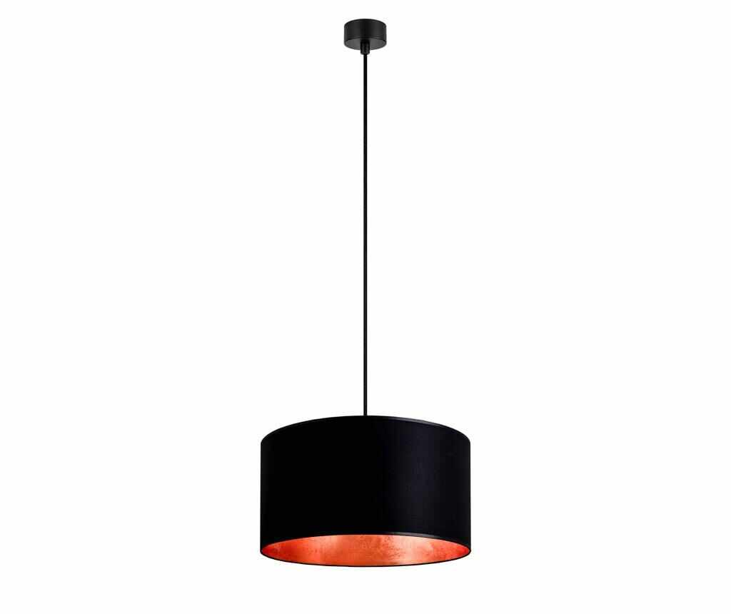 Lustra Mika Black Copper - Sotto Luce, Negru