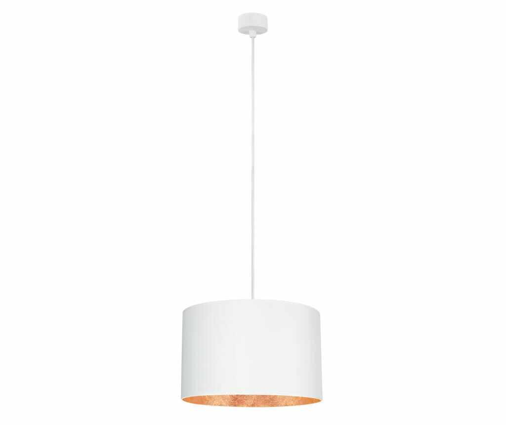 Lustra Mika White Copper - Sotto Luce, Alb