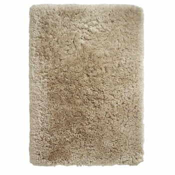Covor țesut manual Think Rugs Polar PL Beige, 60 x 120 cm, bej