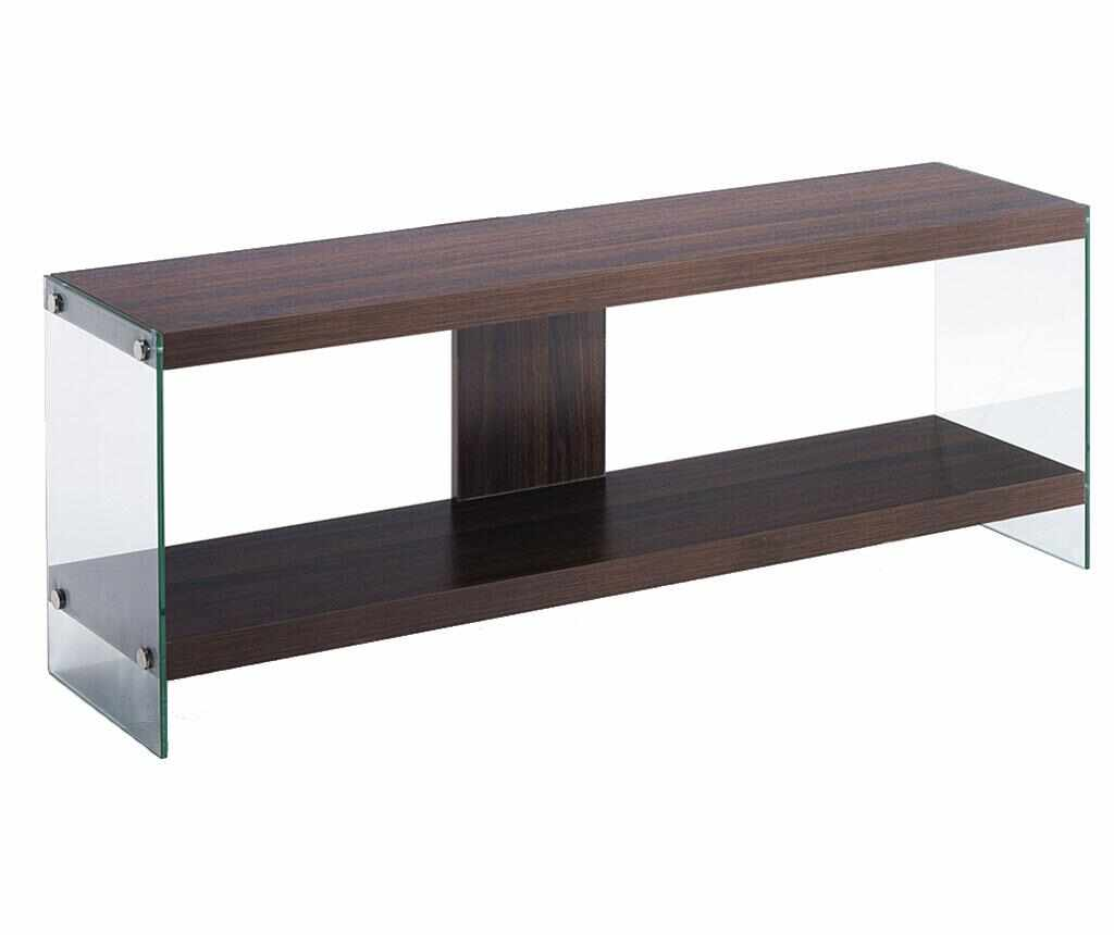 Comoda TV Nancy Dark Wood - Tomasucci, Maro la pret 919.99 lei
