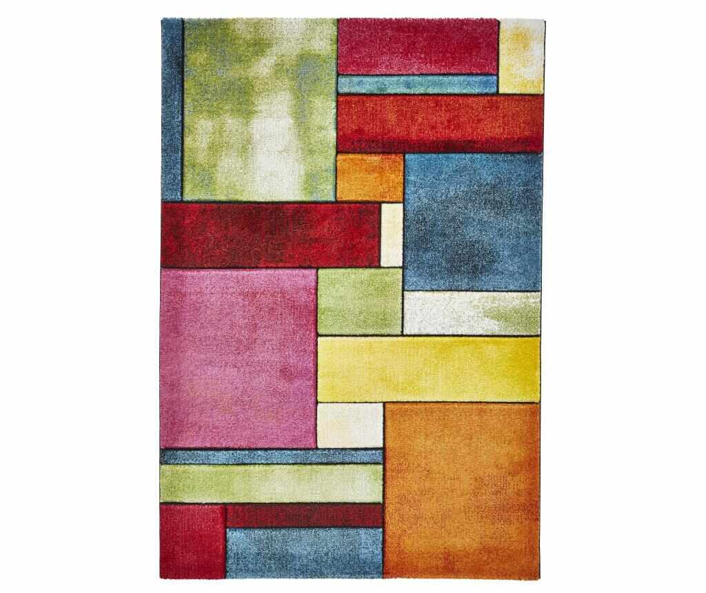 Covor Sunrise Multicolor 160x220 cm - Think Rugs, Multicolor