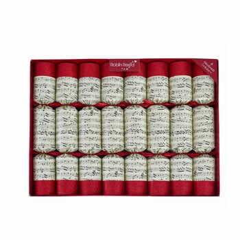 Set 8 pocnitori de Crăciun Robin Reed Hand Bells la pret 171 lei